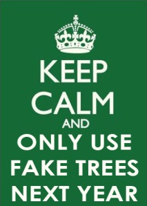 keep calm trees